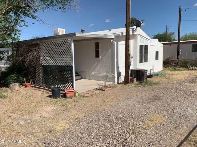227 N County Road, Benson, AZ 85602 (MLS #6231599) :: The Dobbins Team