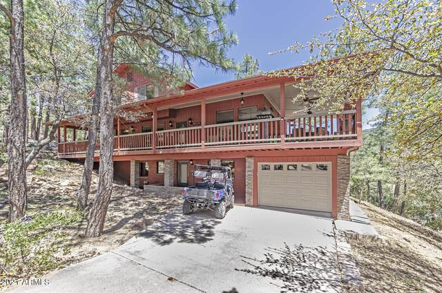 5281 N Canyon View Street, Pine, AZ 85544 (MLS #6231601) :: Klaus Team Real Estate Solutions