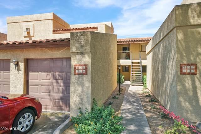 8314 N 21ST Drive K106, Phoenix, AZ 85021 (MLS #6231620) :: Kepple Real Estate Group