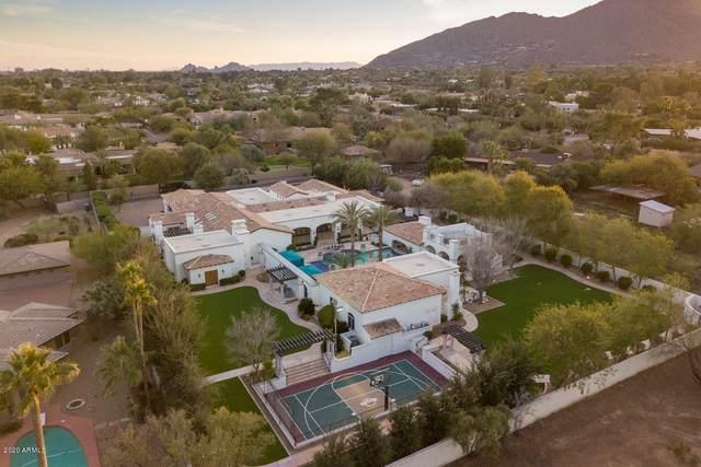 6307 N Mockingbird Lane, Paradise Valley, AZ 85253 (MLS #6231634) :: The Carin Nguyen Team