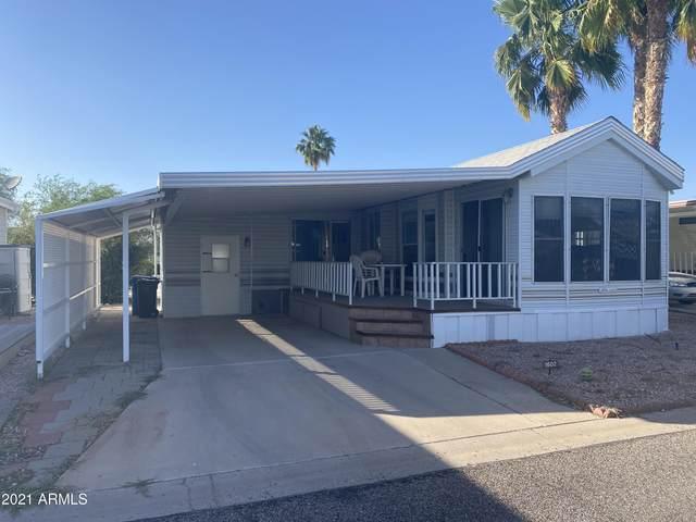 8865 E Baseline Road #1602, Mesa, AZ 85209 (MLS #6231638) :: The Copa Team | The Maricopa Real Estate Company
