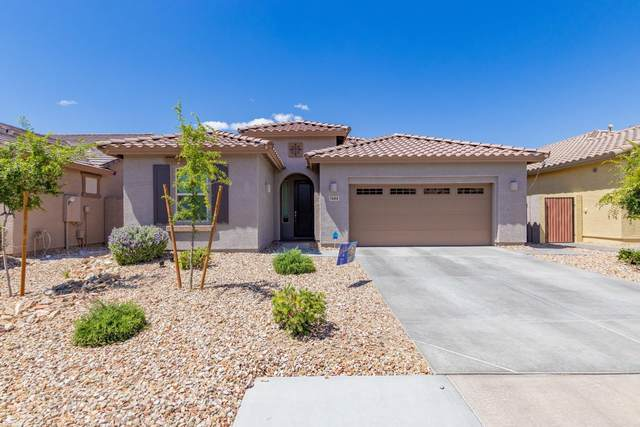 7684 W Whitehorn Trail, Peoria, AZ 85383 (MLS #6231656) :: Long Realty West Valley