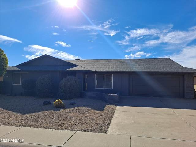 12615 W Crystal Lake Drive, Sun City West, AZ 85375 (MLS #6231686) :: The Laughton Team