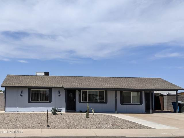 3344 W Oraibi Drive, Phoenix, AZ 85027 (MLS #6231687) :: My Home Group