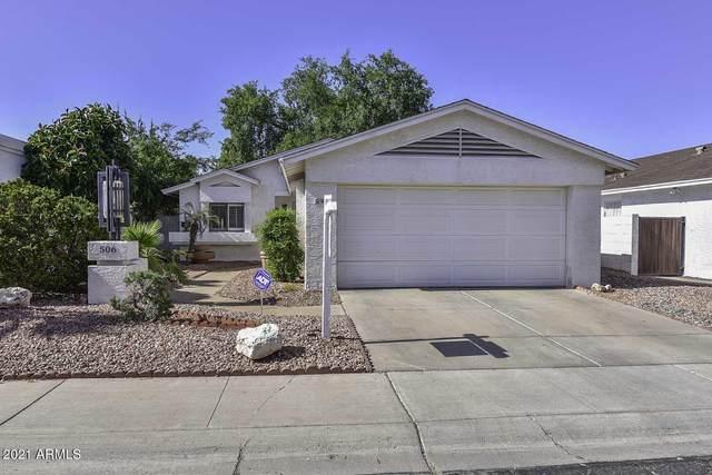 506 W Beverly Lane W, Phoenix, AZ 85023 (MLS #6231698) :: Service First Realty