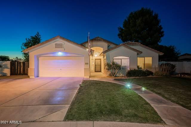 2420 E Geronimo Street, Chandler, AZ 85225 (MLS #6231701) :: Yost Realty Group at RE/MAX Casa Grande