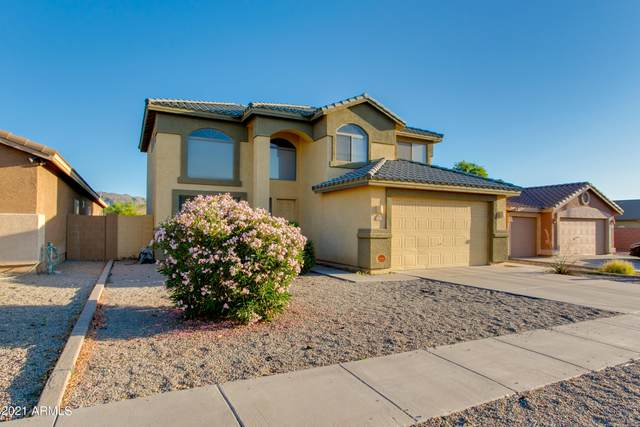 2519 W Maldonado Road, Phoenix, AZ 85041 (MLS #6231705) :: The Carin Nguyen Team