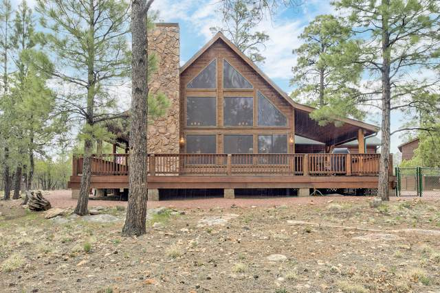 2539 Pine Crest Drive, Happy Jack, AZ 86024 (MLS #6231711) :: Long Realty West Valley