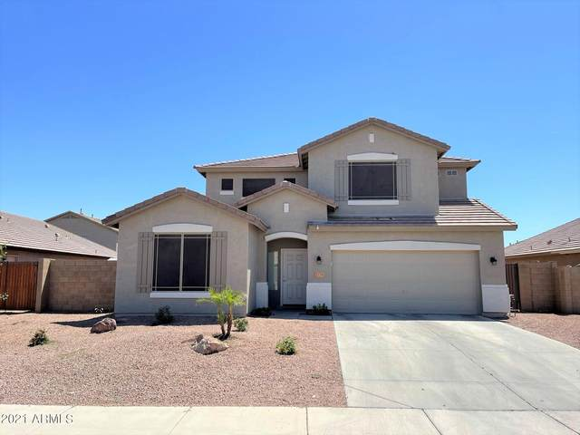 2179 W Gila Butte Drive, Queen Creek, AZ 85142 (MLS #6231772) :: Conway Real Estate