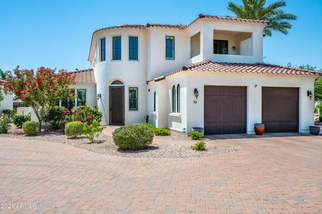 1777 W Ocotillo Road #14, Chandler, AZ 85248 (MLS #6231773) :: Kepple Real Estate Group