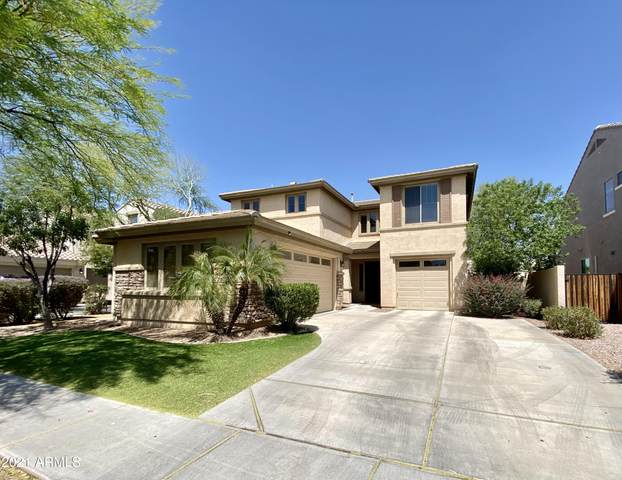 4430 E Blue Sage Road, Gilbert, AZ 85297 (MLS #6231779) :: Kepple Real Estate Group