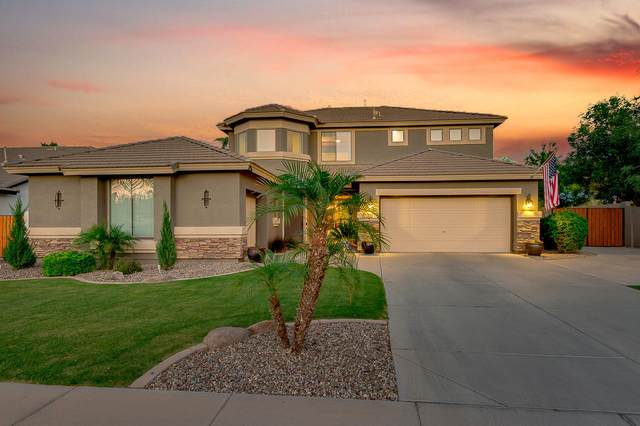6691 S Seneca Way, Gilbert, AZ 85298 (MLS #6231795) :: Kepple Real Estate Group