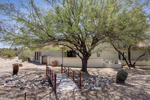 36633 N Stardust Lane, Carefree, AZ 85377 (MLS #6231802) :: Yost Realty Group at RE/MAX Casa Grande
