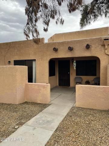 8940 W Olive Avenue #62, Peoria, AZ 85345 (MLS #6231810) :: The Laughton Team