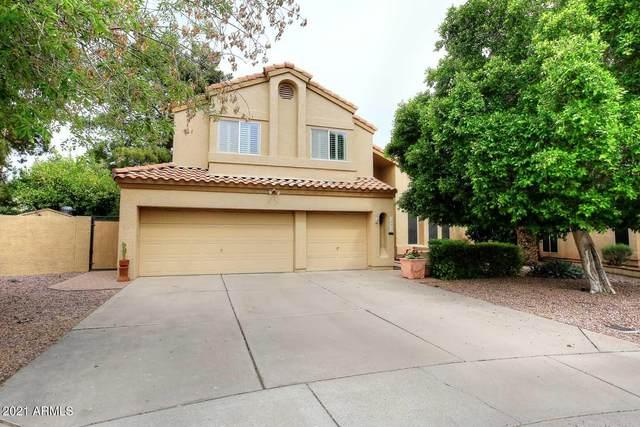18831 N 35TH Way, Phoenix, AZ 85050 (MLS #6231831) :: Executive Realty Advisors