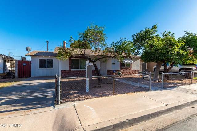 527 E Kinderman Drive, Avondale, AZ 85323 (MLS #6231838) :: The Carin Nguyen Team