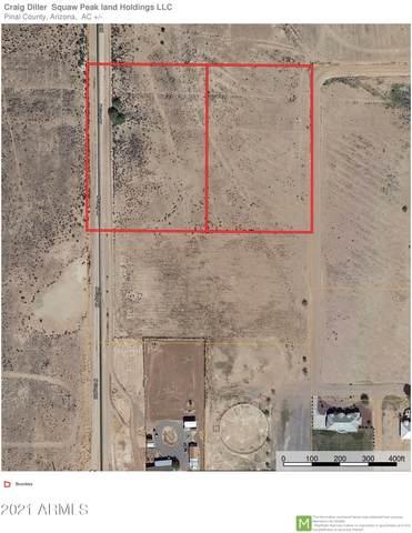 5940 N Curry Road, Coolidge, AZ 85128 (MLS #6231842) :: Yost Realty Group at RE/MAX Casa Grande