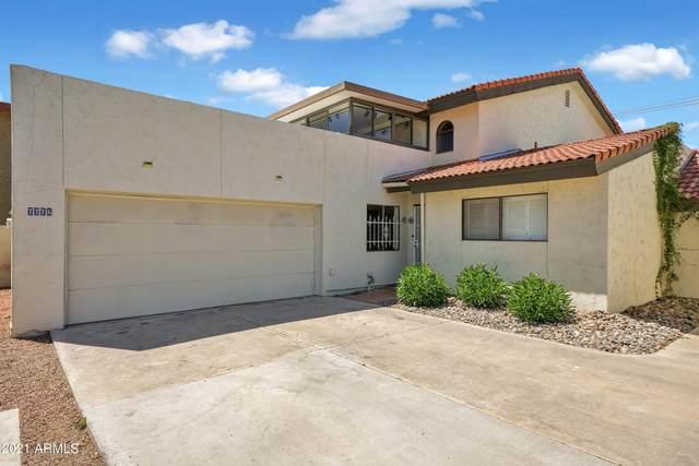 7776 N 19TH Drive #20, Phoenix, AZ 85021 (MLS #6231853) :: Lucido Agency