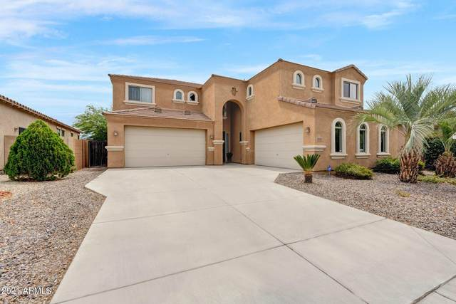4413 E Odessa Drive, San Tan Valley, AZ 85140 (MLS #6231855) :: The Luna Team