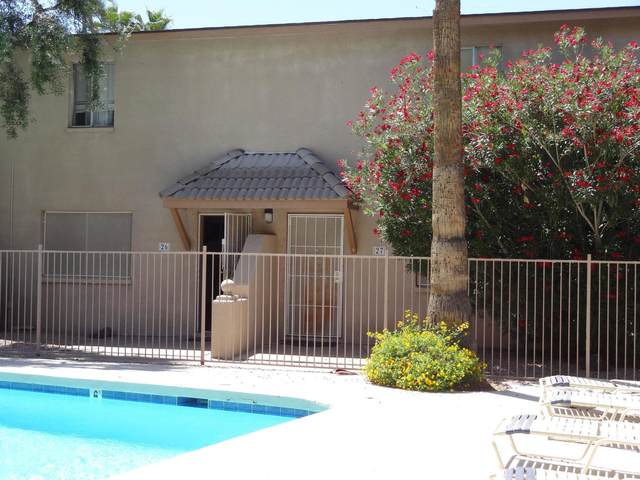 1531 W Colter Street #26, Phoenix, AZ 85015 (MLS #6231858) :: Yost Realty Group at RE/MAX Casa Grande