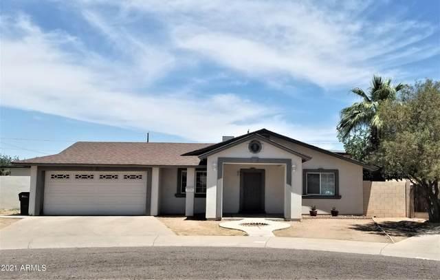2533 N 58TH Avenue, Phoenix, AZ 85035 (MLS #6231859) :: Kepple Real Estate Group