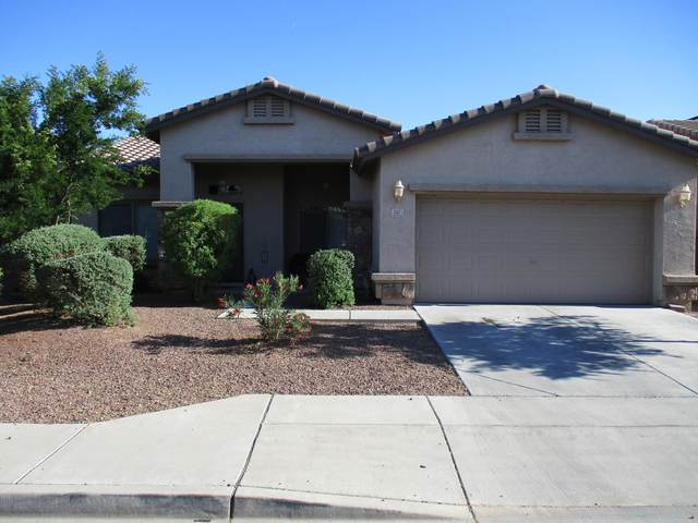 25571 W St James Avenue, Buckeye, AZ 85326 (MLS #6231866) :: Yost Realty Group at RE/MAX Casa Grande