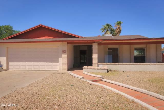 2254 W Mandalay Lane, Phoenix, AZ 85023 (MLS #6231875) :: Kepple Real Estate Group
