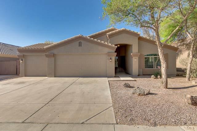 1756 E Cardinal Drive, Casa Grande, AZ 85122 (MLS #6231880) :: Yost Realty Group at RE/MAX Casa Grande