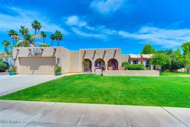 8048 E Del Cristal Drive, Scottsdale, AZ 85258 (MLS #6231882) :: The Ellens Team