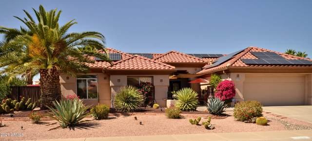 14428 W Black Gold Lane, Sun City West, AZ 85375 (MLS #6231888) :: Yost Realty Group at RE/MAX Casa Grande