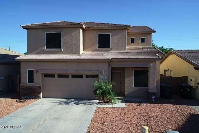 7419 W Wolf Street, Phoenix, AZ 85033 (MLS #6231893) :: The Laughton Team