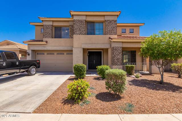 8755 W Midway Avenue, Glendale, AZ 85305 (MLS #6231895) :: Yost Realty Group at RE/MAX Casa Grande