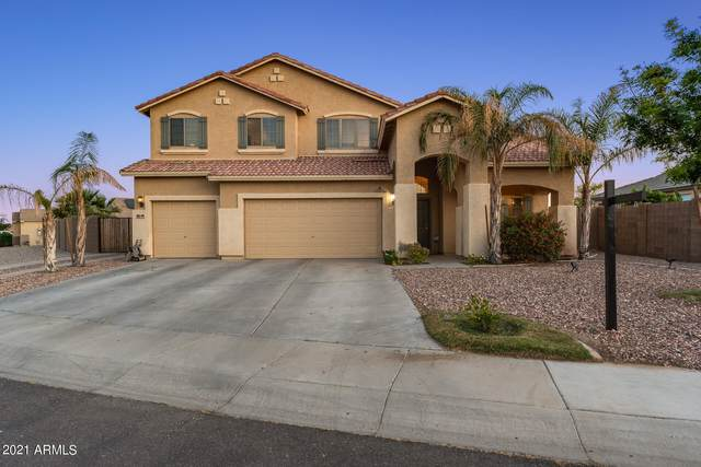 21869 W Hopi Street, Buckeye, AZ 85326 (MLS #6231913) :: Conway Real Estate