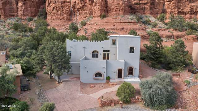 20 Soldier Basin Drive, Sedona, AZ 86351 (MLS #6231941) :: Klaus Team Real Estate Solutions