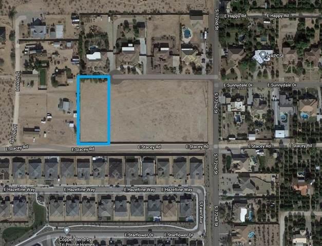 17111 E Sunnydale Drive, Queen Creek, AZ 85142 (MLS #6231949) :: Yost Realty Group at RE/MAX Casa Grande