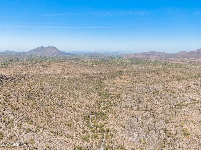0 N Sierra Vista Road, Cave Creek, AZ 85331 (MLS #6231952) :: TIBBS Realty