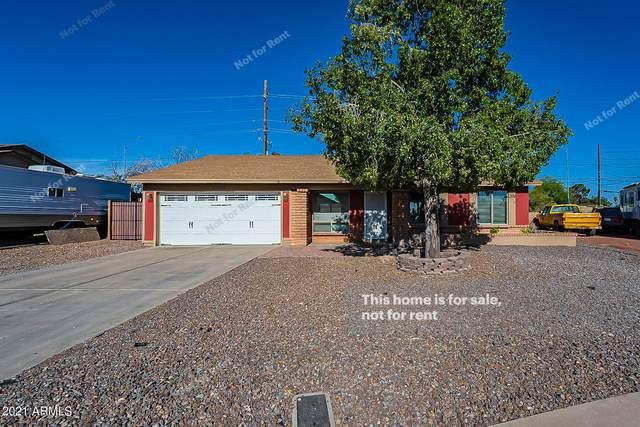 17829 N 35TH Drive, Glendale, AZ 85308 (MLS #6231956) :: Yost Realty Group at RE/MAX Casa Grande