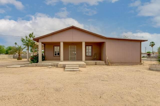 1401 S 112TH Drive, Avondale, AZ 85323 (MLS #6231958) :: Yost Realty Group at RE/MAX Casa Grande