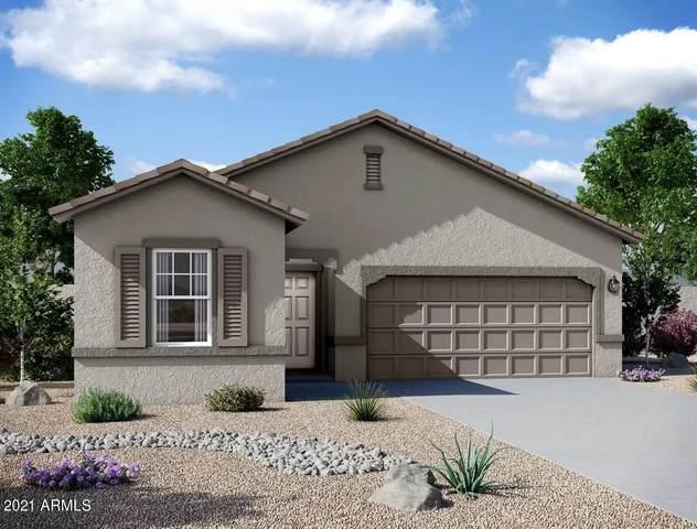 35296 W Santa Clara Avenue, Maricopa, AZ 85138 (MLS #6231967) :: CANAM Realty Group