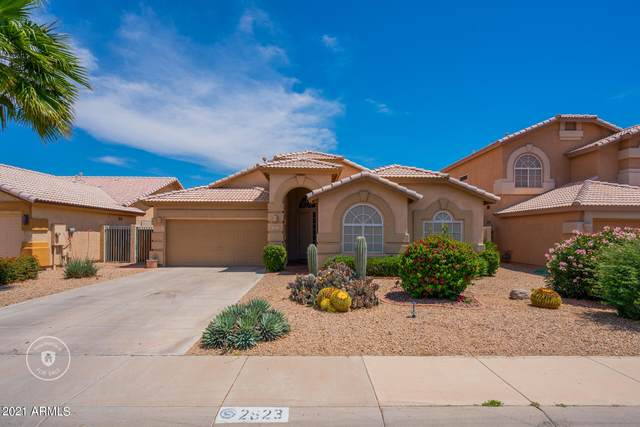 2623 N 137TH Avenue, Goodyear, AZ 85395 (MLS #6231983) :: Executive Realty Advisors