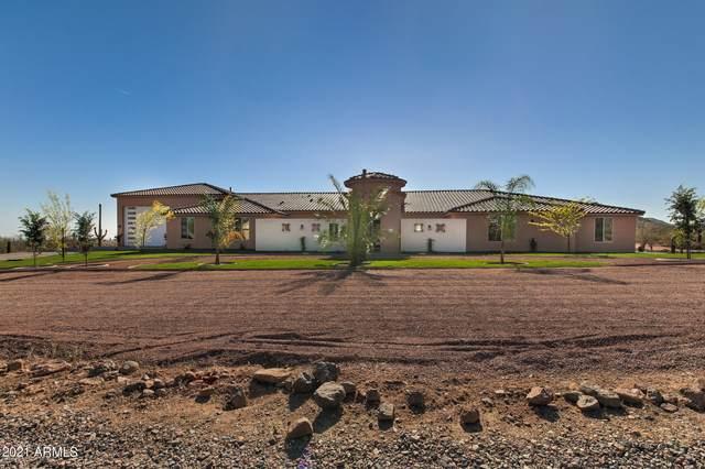 2416 N 113th Street, Apache Junction, AZ 85120 (MLS #6232009) :: Yost Realty Group at RE/MAX Casa Grande