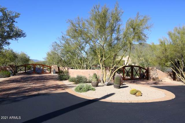 34930 N Summit Drive, Carefree, AZ 85377 (MLS #6232015) :: The Dobbins Team