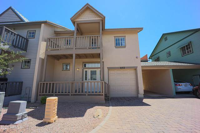 2016 S Hammond Drive #102, Tempe, AZ 85282 (MLS #6232032) :: The Copa Team | The Maricopa Real Estate Company