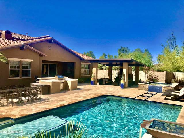 20904 W Western Drive, Buckeye, AZ 85396 (MLS #6232053) :: Executive Realty Advisors