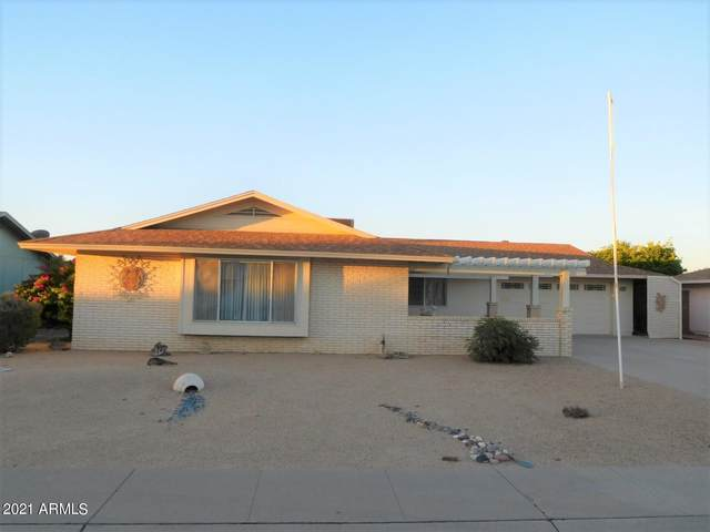 10821 W Campana Drive, Sun City, AZ 85351 (#6232054) :: AZ Power Team