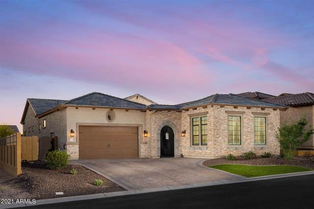 2254 N Trowbridge Street, Mesa, AZ 85207 (MLS #6232055) :: Arizona Home Group
