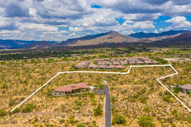 8650 E Stagecoach Pass Road, Carefree, AZ 85377 (MLS #6232059) :: The Dobbins Team