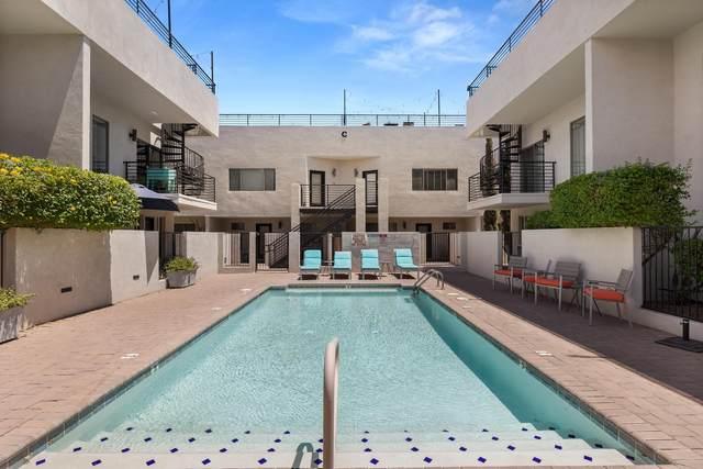 3635 N 68TH Street #12, Scottsdale, AZ 85251 (MLS #6232063) :: The Laughton Team