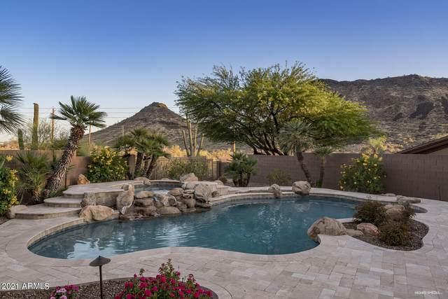 10696 N 140TH Way, Scottsdale, AZ 85259 (MLS #6232075) :: Lucido Agency