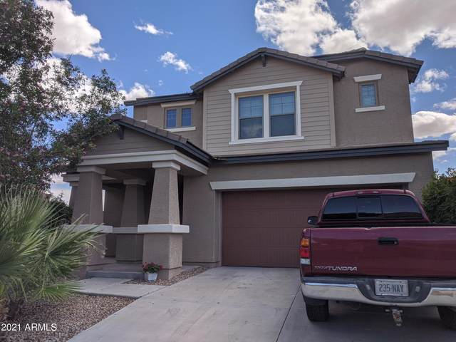 4329 W Kirkland Avenue, Queen Creek, AZ 85142 (MLS #6232081) :: Yost Realty Group at RE/MAX Casa Grande